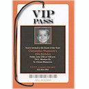 All Access Birthday Party Invitation