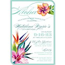 Aloha Birthday Party Invitation