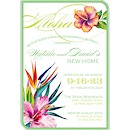 Aloha Housewarming Party Invitation