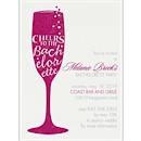 Bachelorette Cheers Bachelorette Party Invitation
