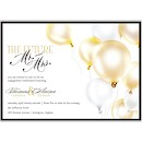 Balloons Galore Suite D Party Invitation