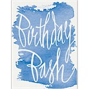 Birthday Bash Birthday Party Invitation
