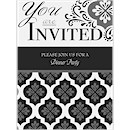 Classy Event Party Invitation