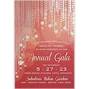 Diamond Curtain Suite A Party Invitation