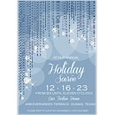Diamond Curtain Suite D Party Invitation