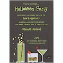 Drinks Sweet Style Halloween Party Invitation