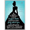 Enchanted Suite B Party Invitation