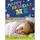 Happy Me Birthday Party Invitation
