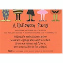 Kids' Costume Party Halloween Party Invitation