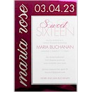 Magnolia Suite A Party Invitation
