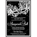 Masquerade Suite C Party Invitation