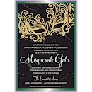 Masquerade Suite D Party Invitation
