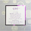 Mod Circles Suite A Party Invitation