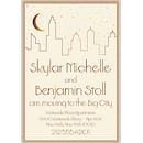 Skyline Suite B Party Invitation