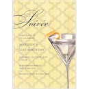 Soirée with a Twist Party Invitation