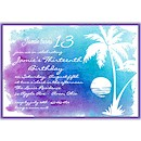 Sunset Suite C Party Invitation