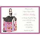 Surprise Girl Birthday Party Invitation