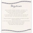 Anchors Aweigh Direction Card