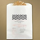 Best Chevron Ever Favor Bag