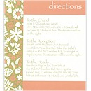 Blooming Horizons Direction Card