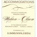 Creative Composition Accommodations Card