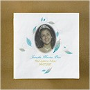 Graceful Winds - Pocahontas Luncheon Napkins