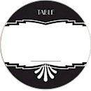 Marvelous Deco Design Table Number