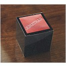 Triumph Favor Box in Black or Silver